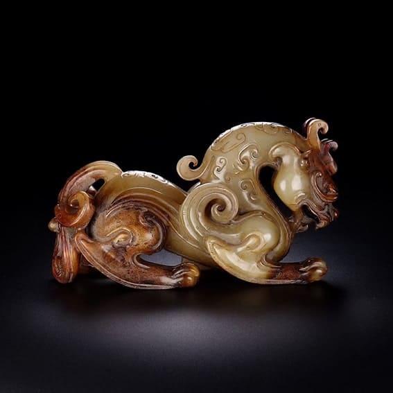 drakon khotanskiy nefrit ruchnaya rabota