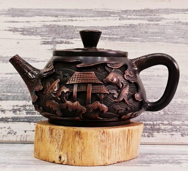 tsinchzhou nisinskaya keramika nisin tao
